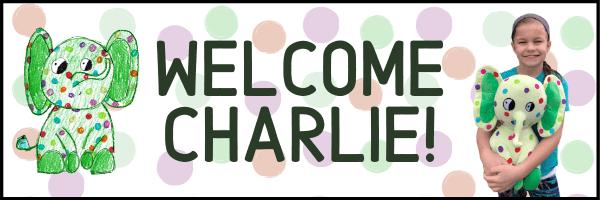 Welcome Charlie