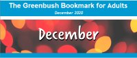The December Adult eNewsletter is Here