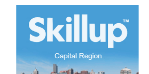 Skillup Capital Region logo