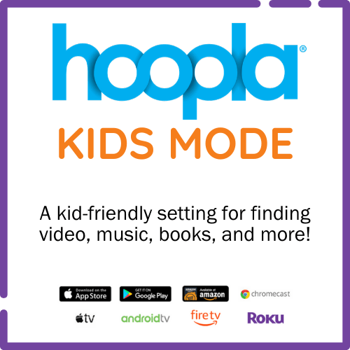 Hoopla Kids Mode