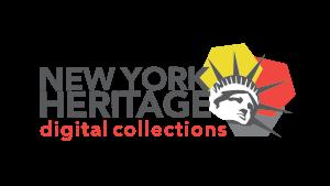 New York Heritage Digital Collections logo