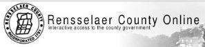 Rensselaer County seal