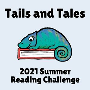 Tails and Tales 2021 summer reading challenge