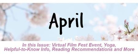 Greenbush Bookmark for Adults, April 2021 issue is available