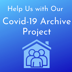 Help us with our Covid-19 archive project