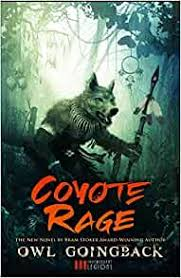 Coyote Rage cover
