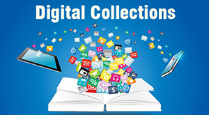 book with digital collections