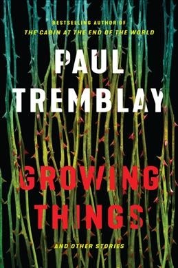 Growing Things book cover