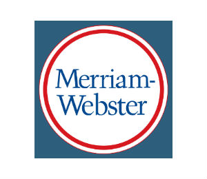 Merriam-Webster dictionaries logo