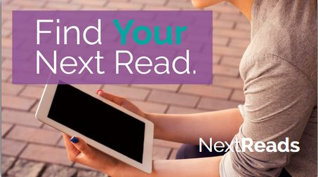 Find your next read. NextReads