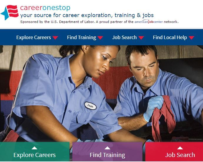 Career OneStop screenshot