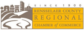 Rensselaer County Regional Chamber of Commerce logo