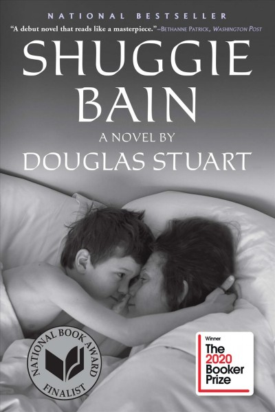 Shuggie Bain book cover