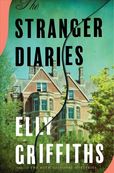 The Stranger Diaries book cover